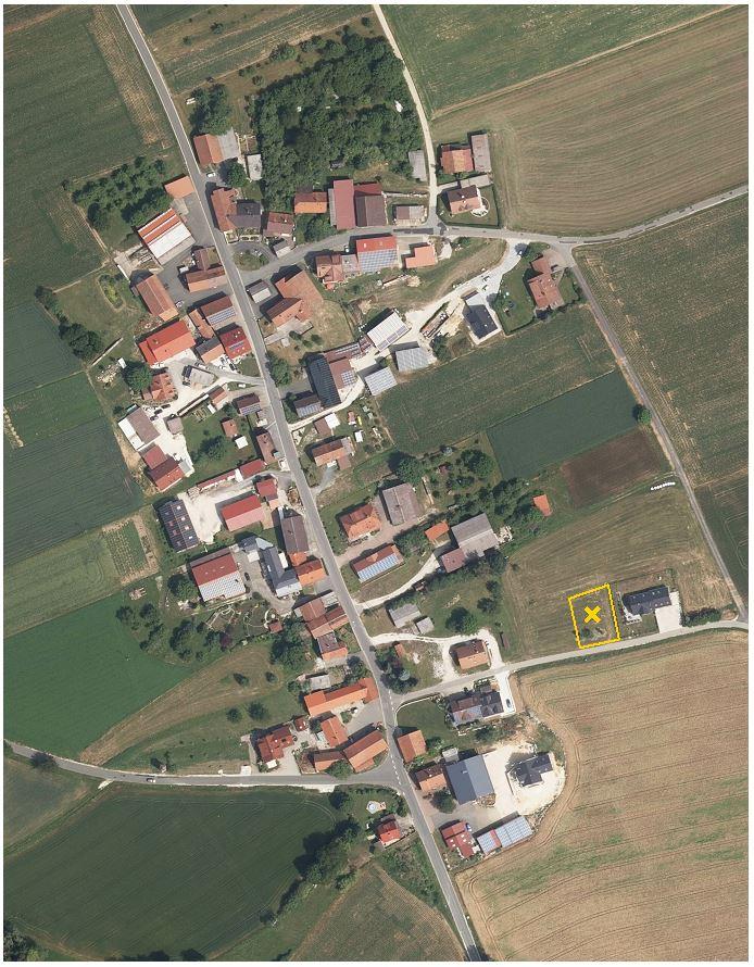 Luftbild Albertshof